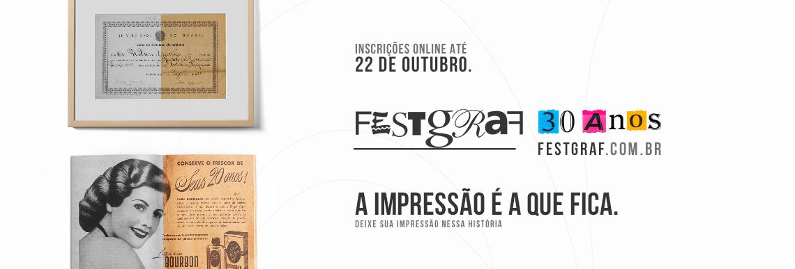 FestGraf 2021 - Inscrições