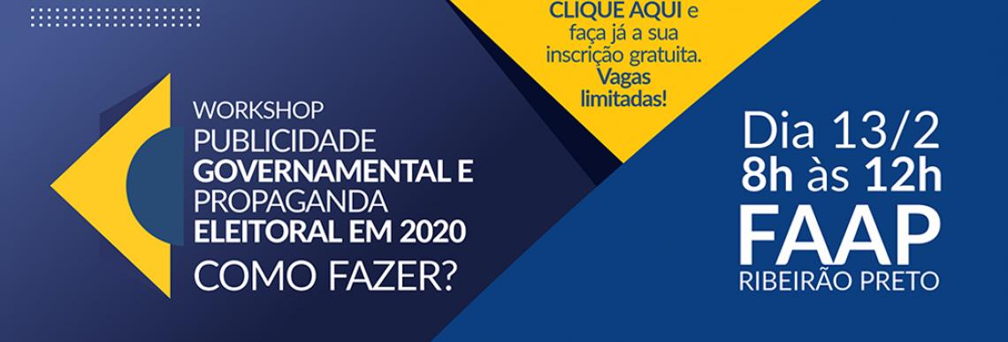 Workshop Eleitoral 2020