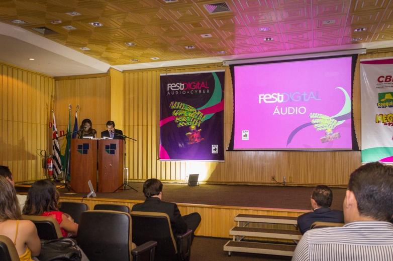 FestDigital premia melhores trabalhos em áudio e cyber
