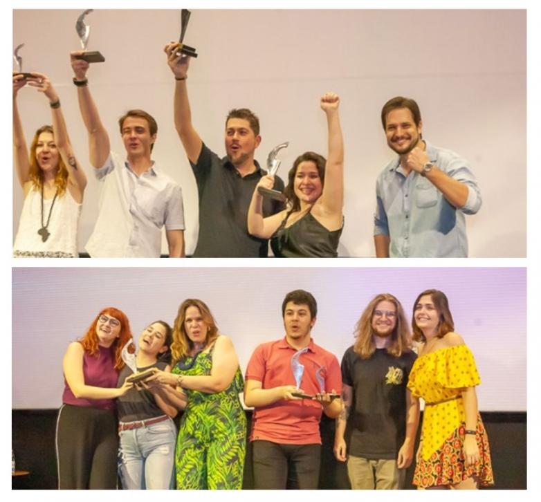 PopCorn Studio e 6P ganham, respectivamente, Grand Prix On-Line e Áudio no FestDigital 2019