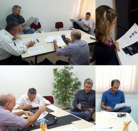 APP realiza julgamento dos trabalhos do concurso social do 15º Fest'in