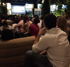 APP exibe premiados em Cannes para universitários