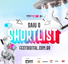 Saiu o Shortlist do FestDigital 2020