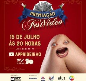Premiação do FestVídeo será 100% online