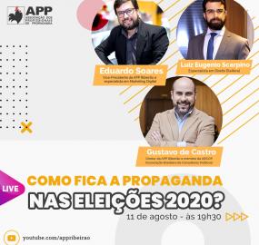 Especialistas discutirão cenário da Propaganda nas eleições deste ano