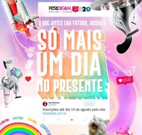 APP Ribeirão abre inscrições para o FestDigital 2020