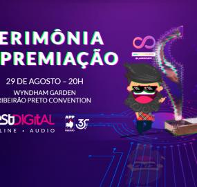 Premiação do FestDigital acontecerá nesta quinta-feira