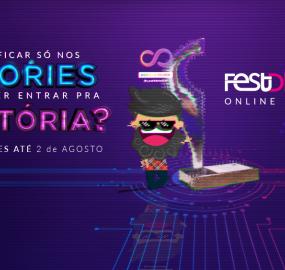 Inscrições abertas para o FestDigital 2019