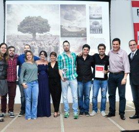 Premiados no FestGraf 2015