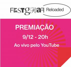 Totalmente online, FestGraf acontecerá no dia 9 de dezembro
