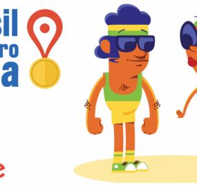 Google insere marcas no clima dos Jogos Olímpicos