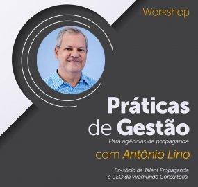 Workshop Práticas de Gestão, em Rio Preto.