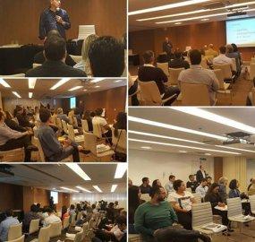 APP realizou workshop para discutir práticas de gestão de agências