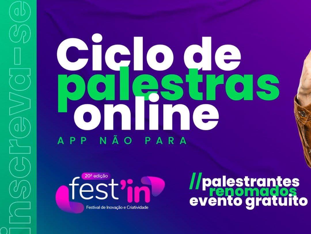 Fest'in, da APP Ribeirão, tem ciclo de palestras com grandes nomes da propaganda