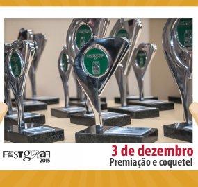 Cerimonial de Premiação FestGraf 2015