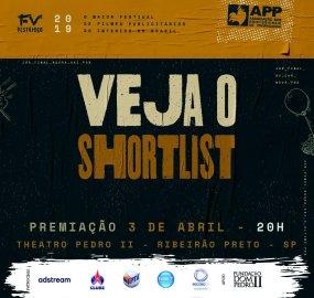 FestVídeo divulga shortlist